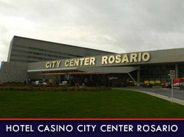 Hotel Casino City Center Rosario