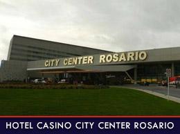 Hotel Casino City Center Rosario