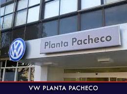 VW Planta Pacheco