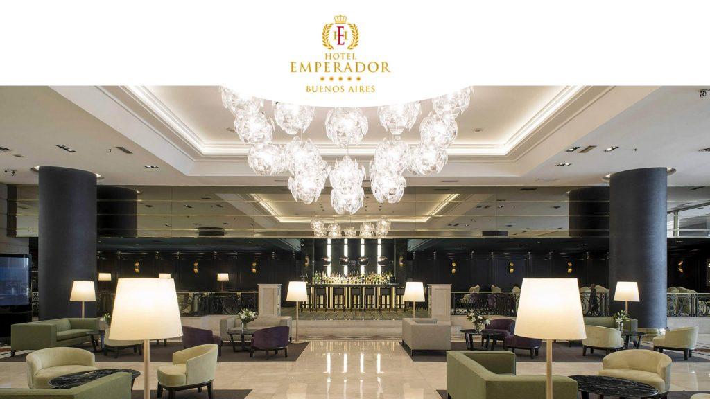 Felicitamos al Emperador. Primer Hotel de la Argentina con certificado de bioseguridad por coronavirus!