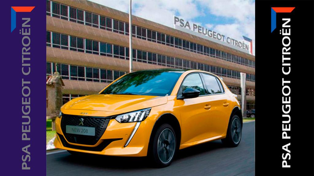Felicitamos a PSA Peugeot Citröen