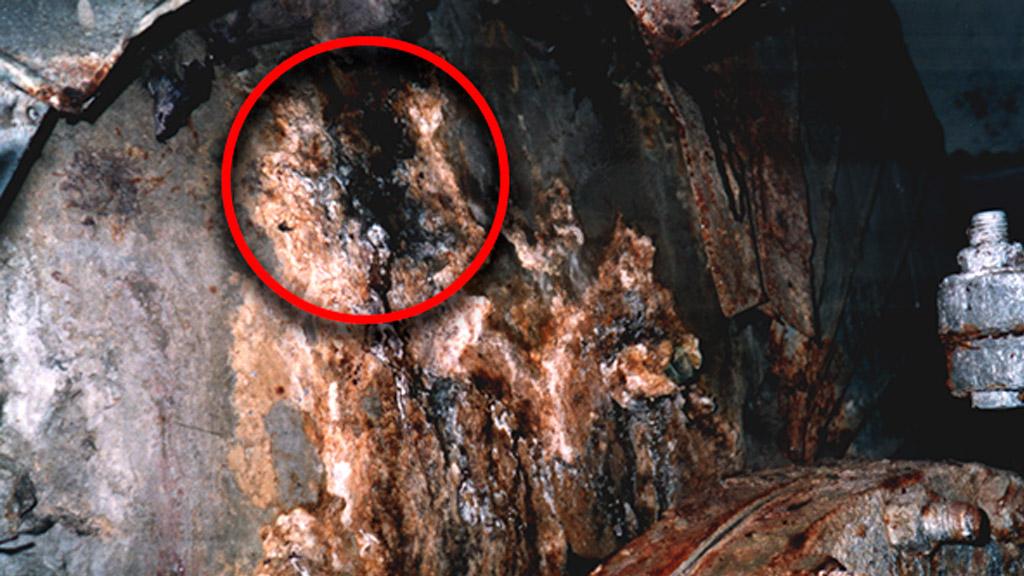 ¿Corrosión en aceros inoxidables?